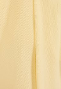 Bershka - Spodnie materiałowe - mustard yellow - 4