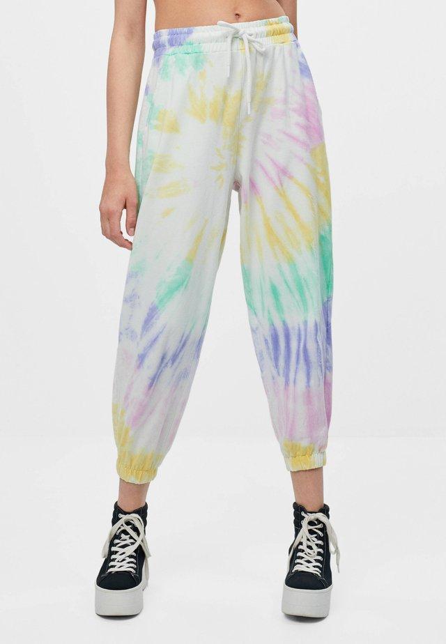 Kalhoty - multi-coloured