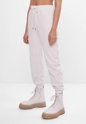 Teplákové kalhoty - stone