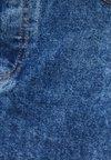 Bershka - Denim skirt - blue
