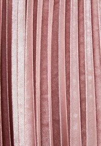 Bershka - Jupe plissée - rose - 4
