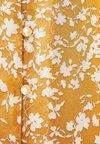 Bershka - Day dress - mustard yellow