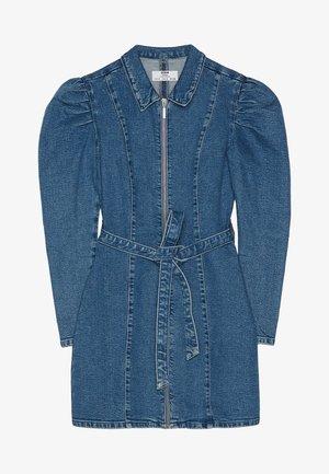 00432335 - Robe en jean - blue denim