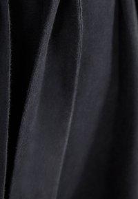 Bershka - Žerzejové šaty - grey - 5