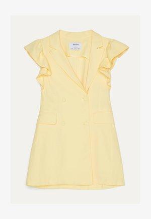 MIT VOLANTS 02867168 - Robe d'été - yellow