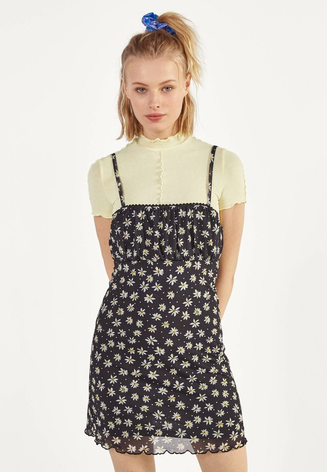 MIT PRINT - Sukienka letnia - black