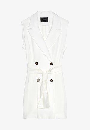 MIT GÜRTEL 02870168 - Day dress - white