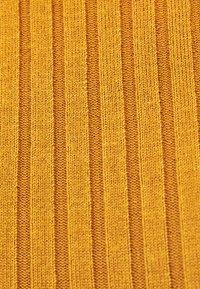 Bershka - Sweter - mustard yellow - 4