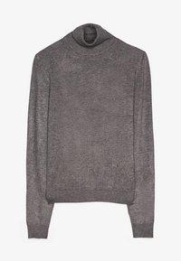 Bershka - Sweter - grey - 5