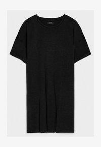 Bershka - T-shirt - bas - black - 5