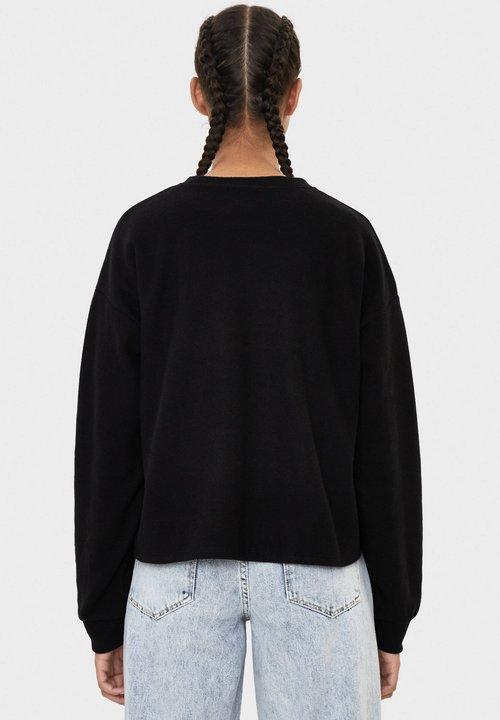 oferta Bershka Sweter - black Odzież Damska GYJO-KB8