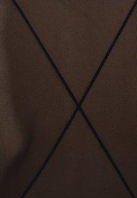 Bershka - T-shirt à manches longues - black - 4