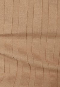 Bershka - LANGARMSHIRT IM RIPPENSTRICK 01678315 - Sweter - beige - 5