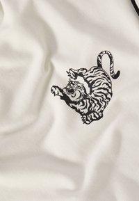 Bershka - T-Shirt print - white - 5