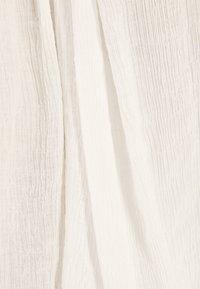 Bershka - MIT SCHLEIFE  - Blouse - white - 5