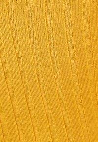 Bershka - Strickpullover - mustard yellow - 4
