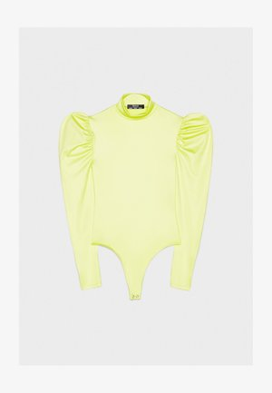 Blus - neon yellow