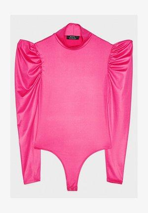 Blus - neon pink