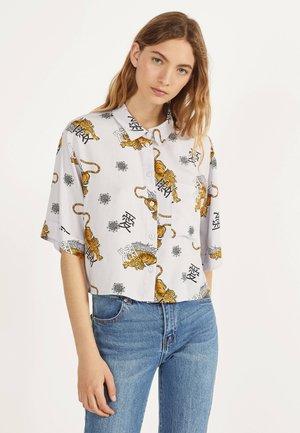 Skjortebluser - mauve