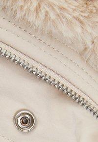 Bershka - Winter jacket - offwhite - 4