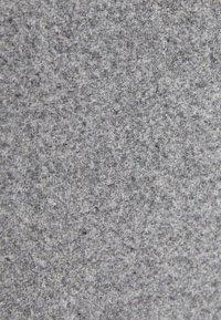 Bershka - Manteau classique - dark grey - 4