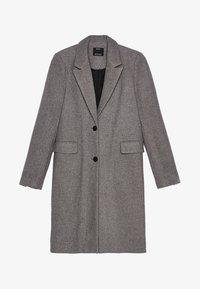 Bershka - Manteau classique - dark grey - 5
