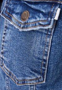 Bershka - Kurtka jeansowa - light blue - 4