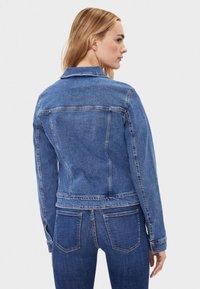 Bershka - Kurtka jeansowa - light blue - 2