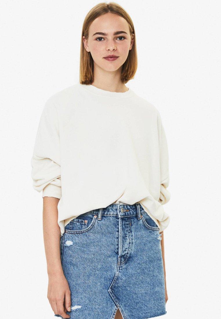 Bershka - Pullover - beige