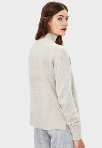 Bershka - Trui - light grey - 2