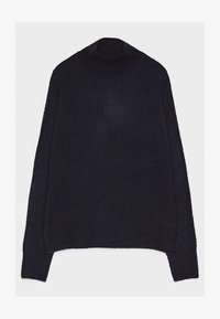 Bershka - Trui - dark blue - 5