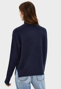 Bershka - Trui - dark blue - 2