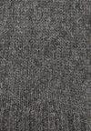 Bershka - MIT RUNDAUSSCHNITT  - Trui - grey