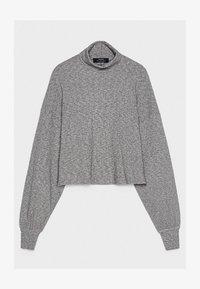 Bershka - Pullover - grey - 5