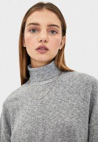 Bershka - Pullover - grey - 3
