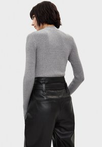 Bershka - Maglione - light grey - 2