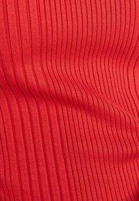 Bershka - Sweter - red - 5