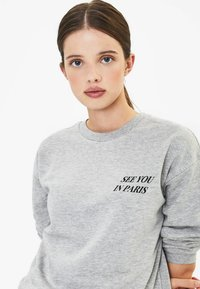 Bershka - Sweater - light grey - 3