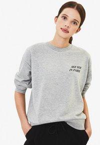 Bershka - Sweater - light grey - 0