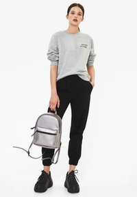 Bershka - Sweater - light grey - 1