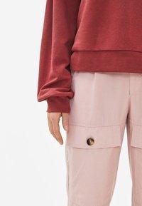 Bershka - Sweatshirt - red - 3