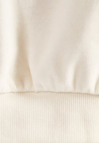 Bershka - SWEATSHIRT AUS SAMT 01714443 - Sweater - beige - 4