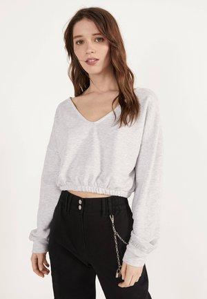 Sweater - light grey