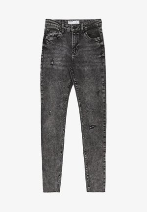 Jeans Skinny Fit - silver