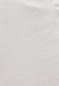 Bershka - Relaxed fit jeans - white - 4