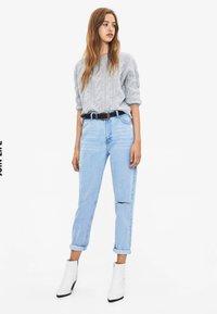 Bershka - Jeans Relaxed Fit - blue denim - 1