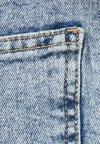 Bershka - Slim fit -farkut - blue