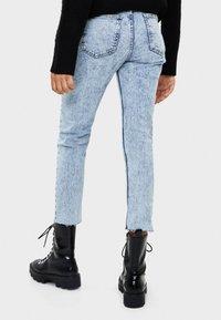 Bershka - Jeans Slim Fit - blue - 2