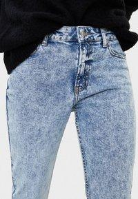 Bershka - Jeans Slim Fit - blue - 3