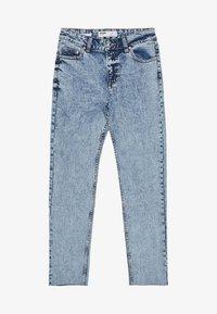 Bershka - Jeans Slim Fit - blue - 4